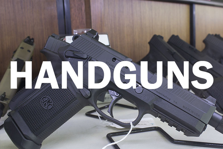Handgun Category Picture